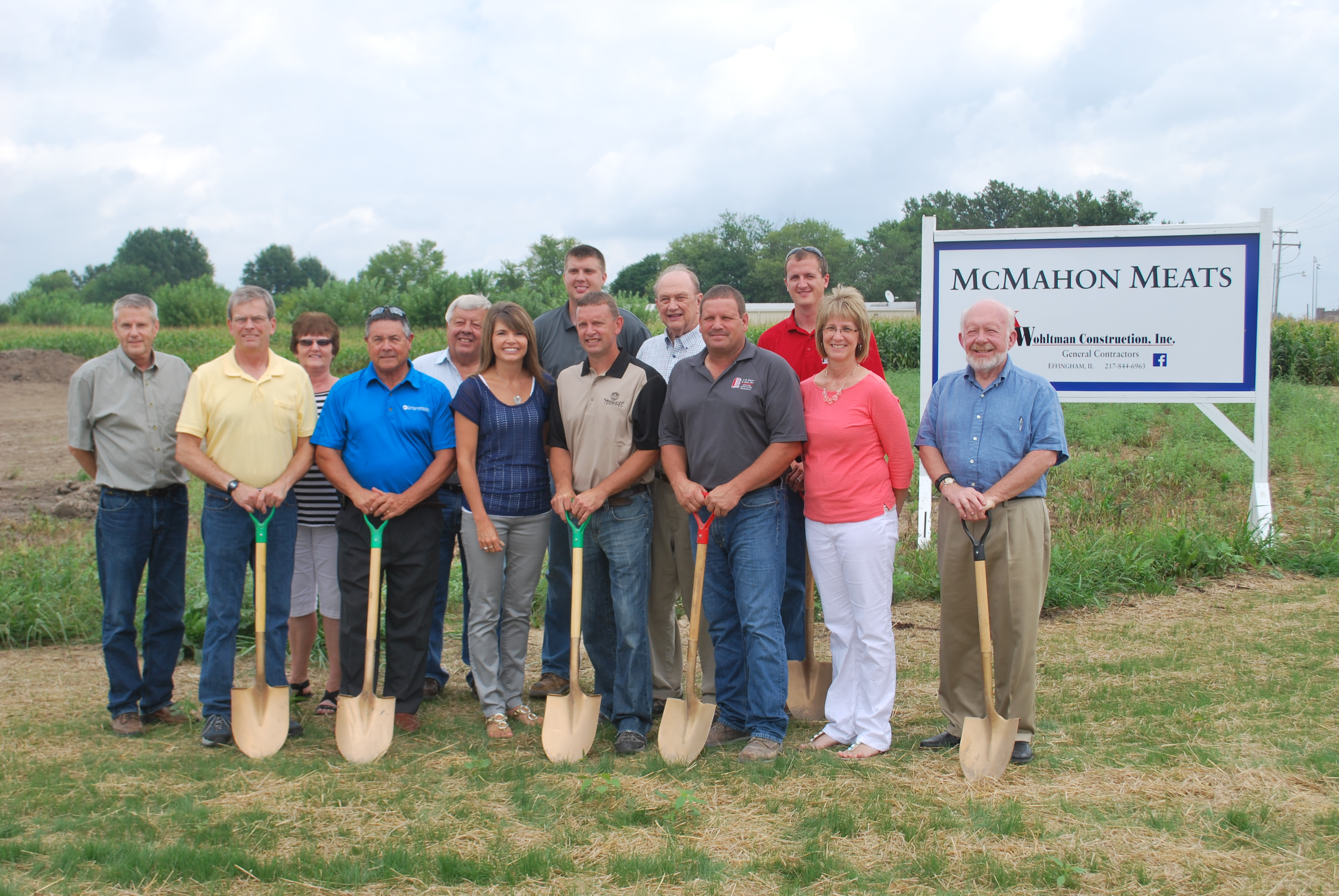 Illinois effingham county teutopolis - On Monday August 10 2015 A Groundbreaking Ceremony Was Conducted At The Future Site Of Mcmahon Meats In Teutopolis The New Business Will Be Owned And