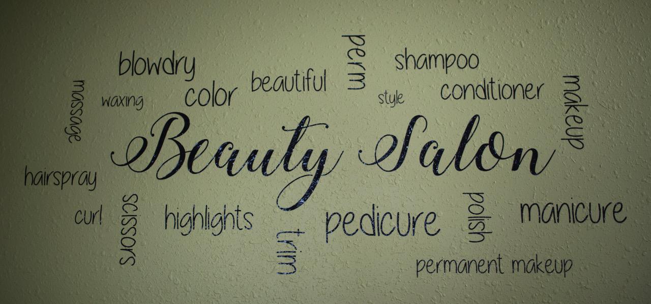 Salon Wall Art